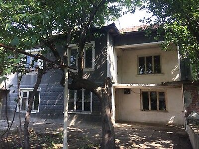 Fantastic Big House for renovation with massive garden & barns, near Plovdiv, SZ