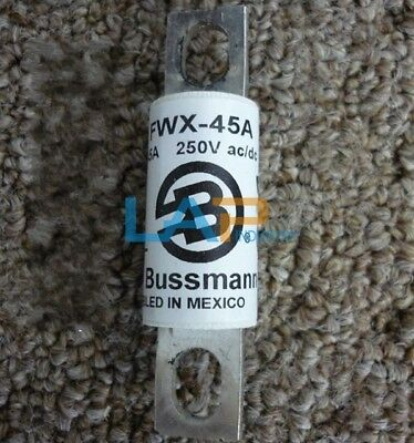1PC NEW Bussmann FWX-45A High Speed Semiconductor Fuse 45A 250VAC/DC #ZMI