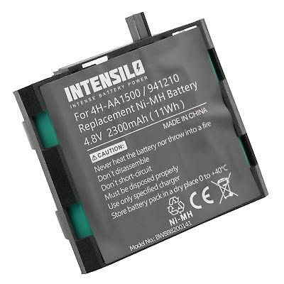 Bateria 2300mAh Intensilo para Compex Mi-Sport, One, Performance, Runner