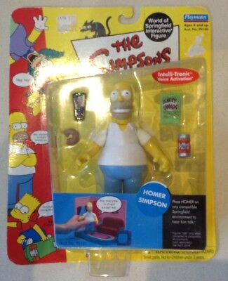 The Simpsons - Homer Simpson Figurine (2000)