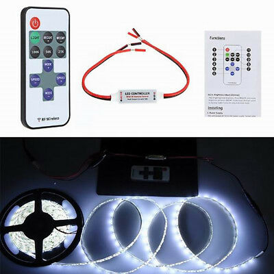 LED Controller Rf Monochrome Light Bar Light String 5-24V Rf Remote Control