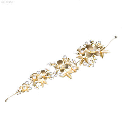 E3B8 Hair Comb Crystal Adorable Lady Gifts Bride Photography Headdress Alloy