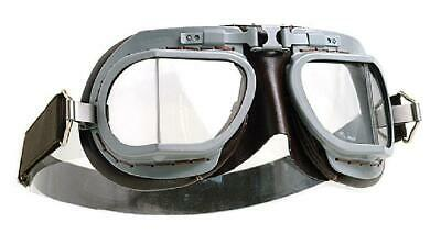 Halcyon Goggles MK8 Service Grey/Brown