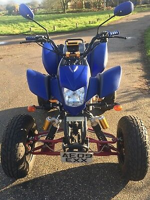 Quad Bike Road Legal ! New Mot !