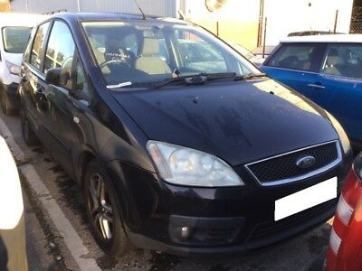 2007 Ford C-Max 1.8 125 Zetec Manual - Alloys, Air-Con, 8 Stamps, 2Former Owners