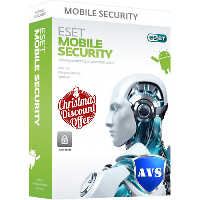 ESET Mobile Security 2019 - Original - 1 to 3 years