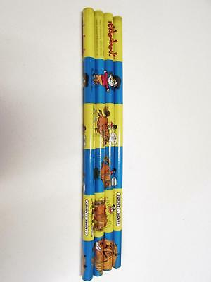 6 x Thelwell Pencils, Fun Stationery, Party Bag Fillers, Horse Pony Gift