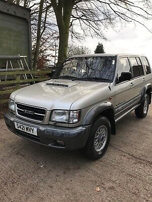 Isuzu Trooper 3.0L Diesel DT LWB cheap 4x4 7 seater
