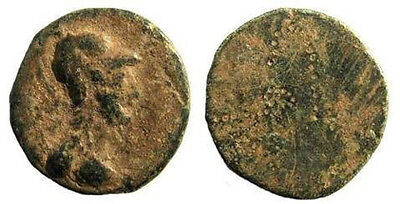 Enigmatic Greek Coin and Markings