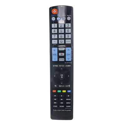 New Replacement TV Remote Control For LG 26LE5510-ZB, 26LE5518ZB, 26LE5518-ZB