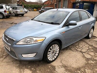 08 Ford Mondeo 2.0 Tdci Titanium X Auto, Leather, 9 Services, Mega Spec Stunning