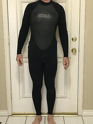f3e33f183874 O'NEILL WETSUITS MEN'S Reactor-2 3/2mm Back Zip Full Wetsuit ...
