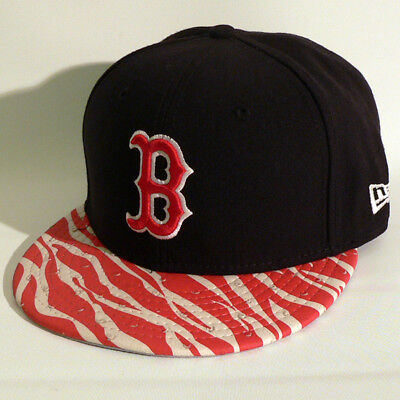 Boston Red Sox Cap - New Era 9 Fifty Strapback Cap - one size fits all - Neu