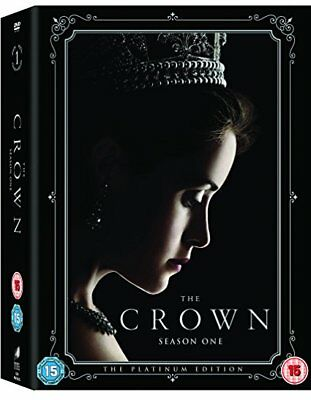 The Crown: Season 1 - The Platinum Edition [Dvd] A0 - New & Sealed