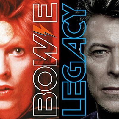 Bowie,david-Legacy Cd New