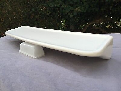 Tablette Porcelaine Ancienne Cabinet De Toilette Trains/sncf..