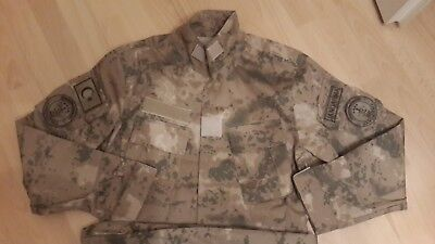 Turkish Army special forces  Gendermarie  camouflage uniform  camo bdu 2019 new