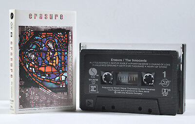 The Innocents by Erasure [Canadian Release - Sire/Club W4-25730 - 1988]