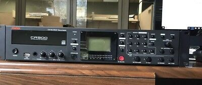 Fostex CR500 CD-R/RW Master Recorder