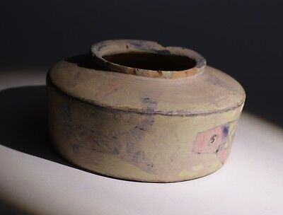 Ancient Bronze Age Terracotta Bowl Circa 2500Bc  - No Reserve! 022