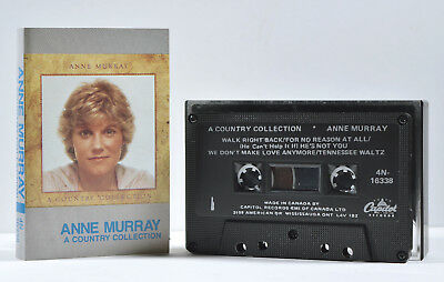 Country Collection by Anne Murray [Canadian Release - Capitol 4N 16338 - 1980]