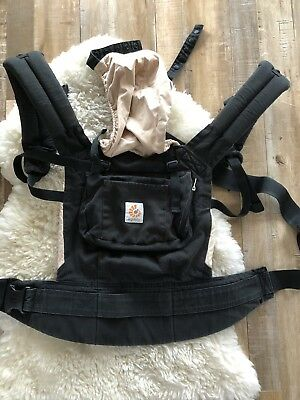 ERGOBABY carrier original Black And Camel
