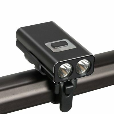 Rechargeable Bike Front Light Bicycle Headlight Bycicle Handlebar Lamp 1200 UM