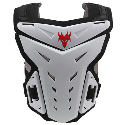 Motorcycle Racing Chest Vest Guard Protector ATV Scooter Protective Body