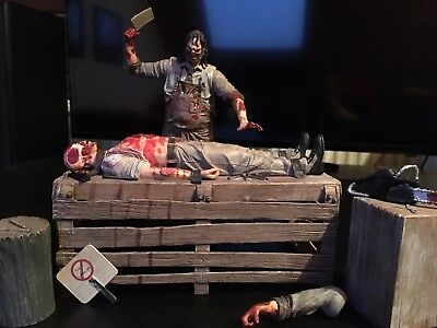 Leatherface Neca Figur / Diorama Texas Chainsaw Massacre - The Beginning