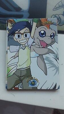 digimon digital monsters  japan trading card amada puzzle card