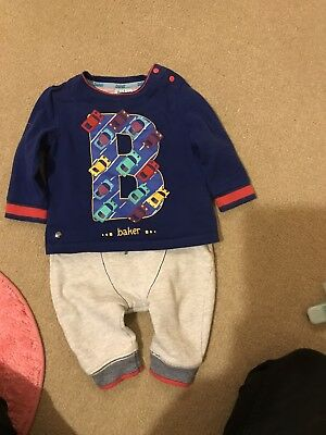 ted baker baby boy 0-3 months