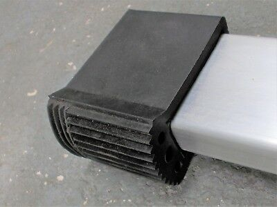 Ladder Feet. Base Bar / Top of Ladder Pads. - Priced in Pairs.
