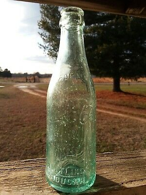 Straight Sided coca cola bottle Paducah KY.