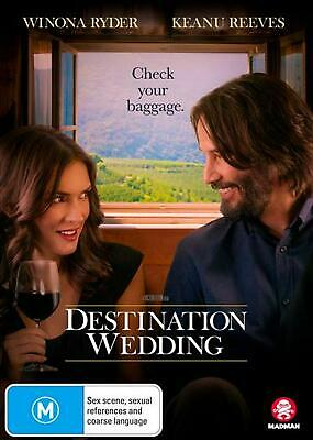 Destination Wedding - DVD Region ALL Free Shipping!
