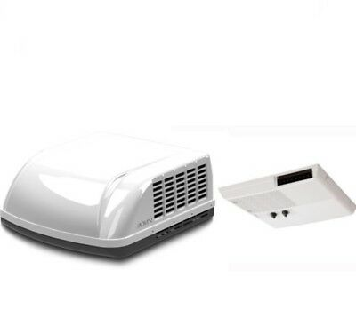 advent acm135 13500 btu non-ducted complete rv air conditioner-roof&ceiling  unit