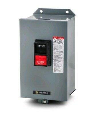 2510MBA2-Schneider Electric Manual Starter 3POLE 600 VOLT 2510M 3PHASE