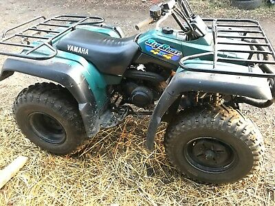 yamaha big bear 350 4x4