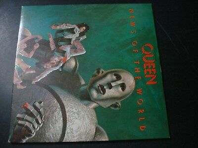 Queen News Of The World Lp Record