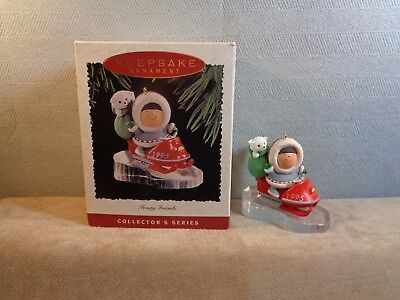 Hallmark Keepsake Frosty Friends 16Th In Series 1995 Ornament (Cb1926)