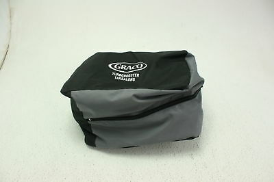 Graco TurboBooster TakeAlong Backless Booster Sonic Compact Folding Design