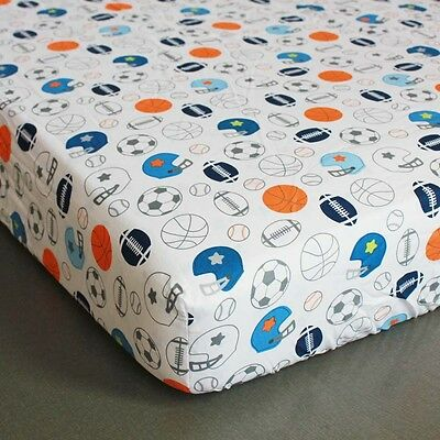 Cotton Baby Boys & Girls Crib Fitted Sheet fitted sheet flat sheet matress cover