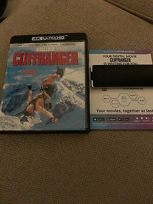 Cliffhanger 4k***Digital Code Only ***