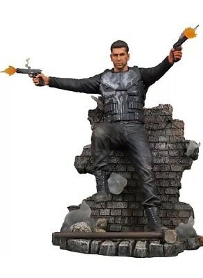 Marvel Gallery Punisher PVC Diorama