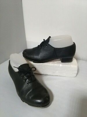 Bloch Womens Techno Tap Shoes Black Size 7.5