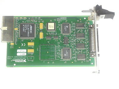 National Instruments 8-Port Serial Interface Card PXI-8420 with Cable