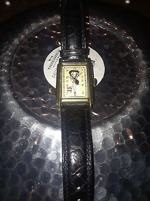 Betty Boop Fossil Watch & Pin no back, Limited Edition with COA and Orig box