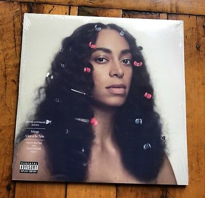 Solange - A Seat At The Table - Ltd Anniversary Edition - Limited Colored Vinyl