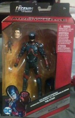 Mattel: DC Multiverse: Legends of Tomorrow: The Atom (Brand New, Unopened)