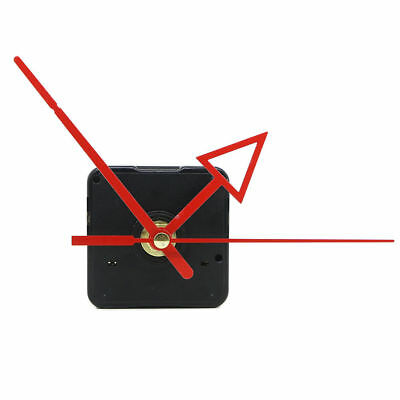 14mm Long Spindle Quiet Hand Quartz Clock Movement Mechanism DIY Repair Parts
