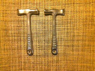 2 Vintage Walkers Toffee Candy Hammers Collectible/Advertising
